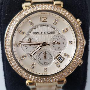 Michael Kors MK5632 Chronograph Dial Ladies Watch